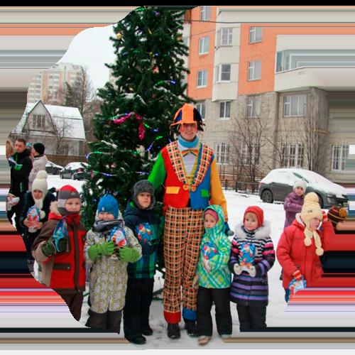 Дед Мороз в Королёве