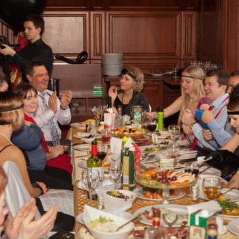 тимбилдинг, ведущие, проведение вечеринок